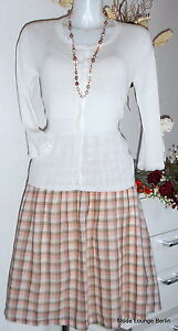 42 Knit White Jacke Strick Tearoom Xl Neu Cotton Baumwolle Noa xROnqY6ww