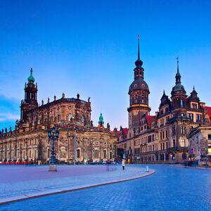 Details Zu Dresden Urlaub 3 Hotel Achat Comfort Fur Zwei Mitten In Der City Fruhstuck