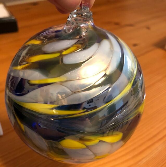 Zorza Mouth Blown Handmade Glass Ornament from Poland ...