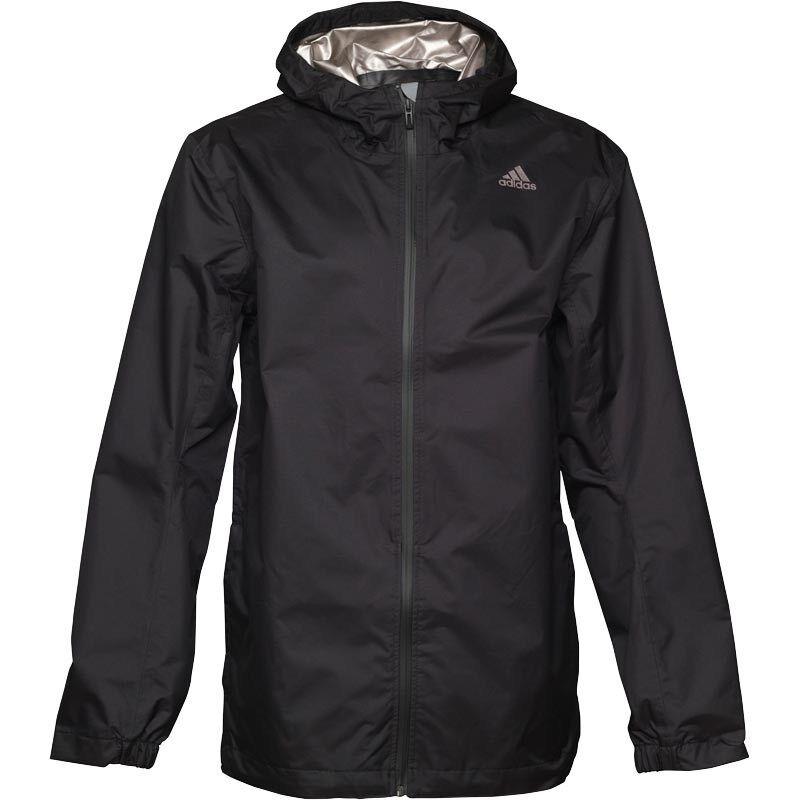 Manteau Adidas Performance Poly Rain Homme - S13093 - Noir