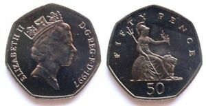 Circulated-50p-Coin-1997-2017-Great-British-Coin-Hunt