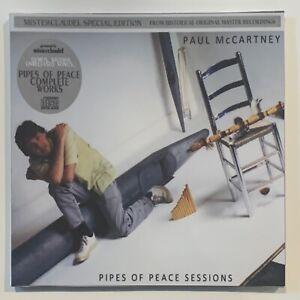 Paul-Mccartney-Pipas-De-La-Paz-sesiones-034-034-juego-de-CD-de-tres-suplentes-rarezas-etc