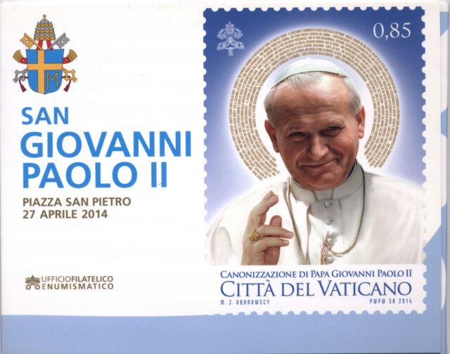 Canonizzazione di Papa Giovanni Paolo II - Folder