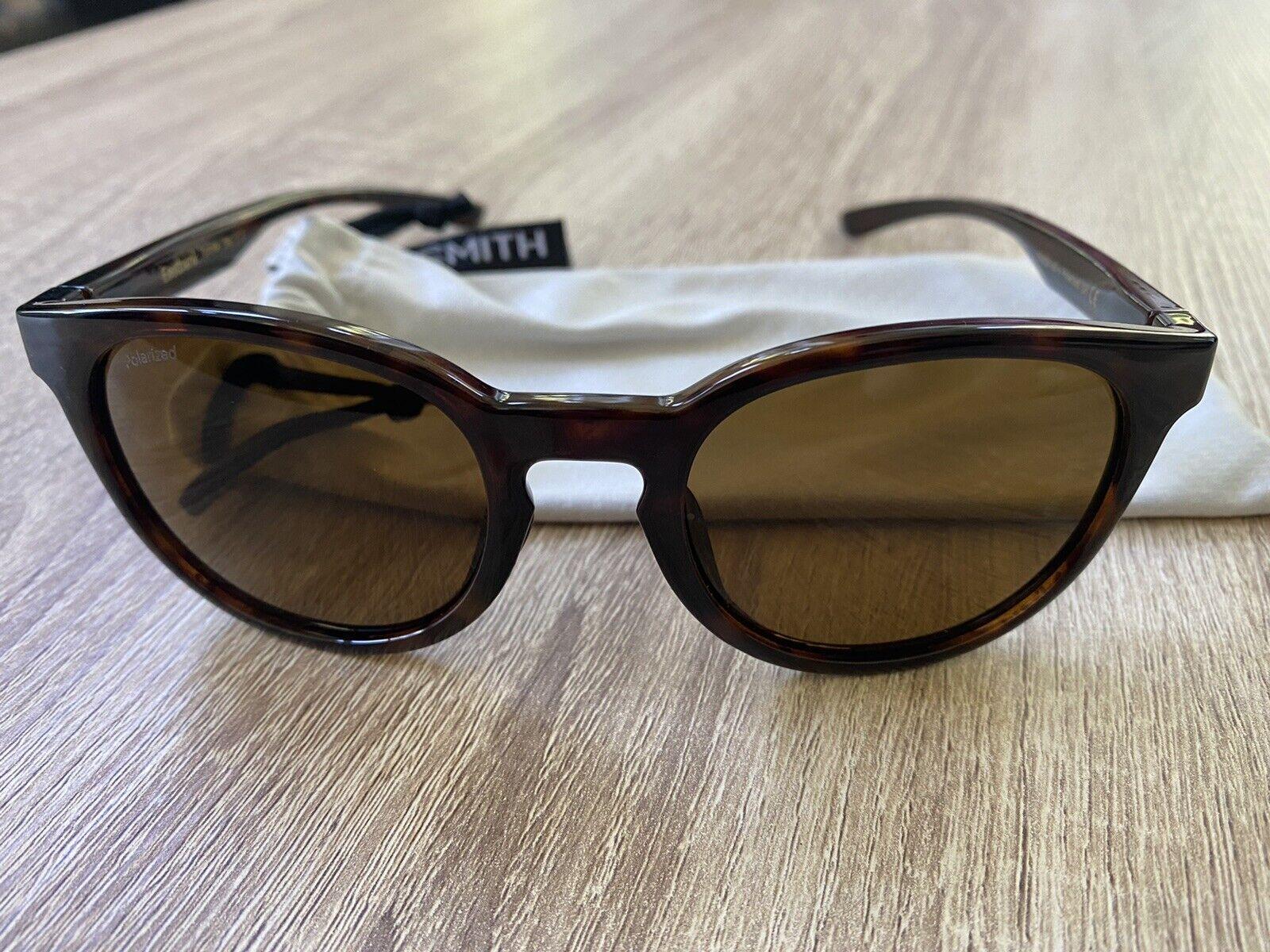 Smith Womens Easbank Tortoise Sunglasses