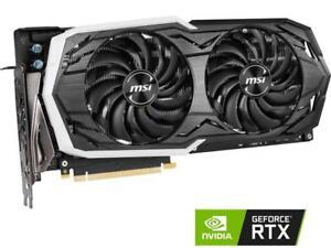 Details about MSI GeForce RTX 2070 DirectX 12 RTX 2070 ARMOR 8G 8GB 256-Bit  GDDR6 PCI Express