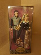 Disney Limited Edition Aurora & Prince Phillip Doll Fairytale Designer Couple