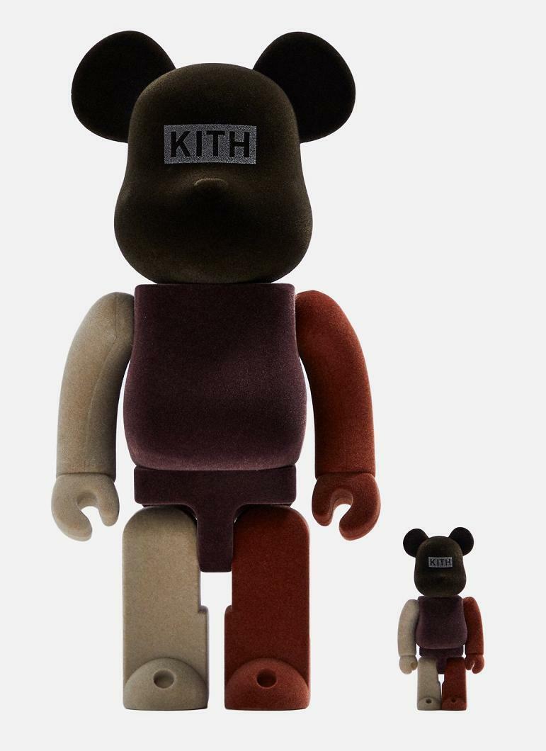 Bearbrick Medicom 2019 Kith Exclusivo Ver.  3 acudieron 100% 400% Be@rbrick