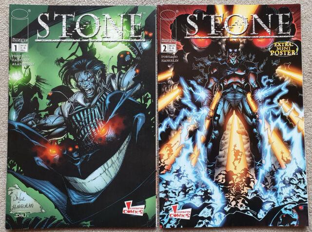 Stone Nr. 1+2 - Generation Comics (2000) - Z (0-1/1)