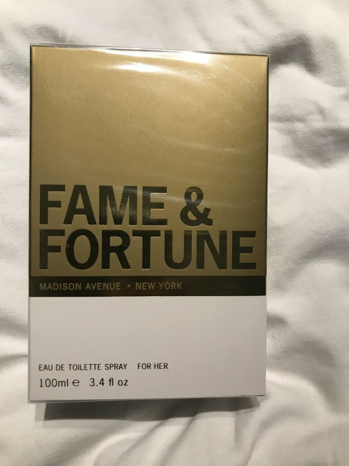FAME & FORTUNE FOR WOMEN EAU DE