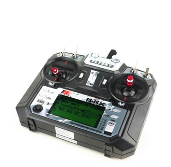 Flysky FS-i6X Transmitter 10CH Remote Control with IA10B Receiver Mode 2 TX & RX