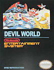 Devil World (Nintendo Entertainment System, 1984) - Japanese Version