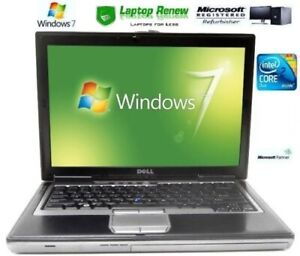 Dell Laptop Duo Windows 7 Pro 1 Year Warranty RS232 DB9 Serial Com Port