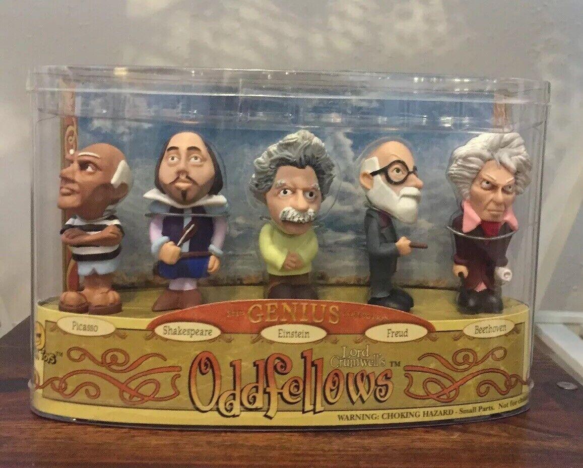 La colección de juguetes raros de Lord crowell nunca se abrió en 2005.