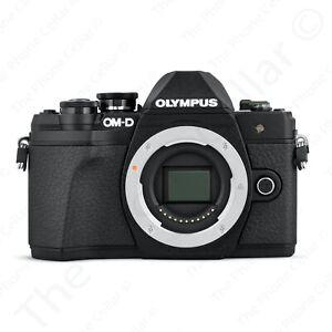 Olympus OM-D E-M10 Mark III Camera Body (Black)