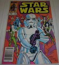 Star Wars #94 VG//FN 5.0 1985 Stock Image Low Grade