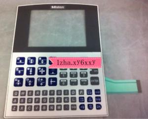 MITUTOYO QM-DATA100 Membrane keypad For Mitutoyo Optical Comparator 1ZHA6