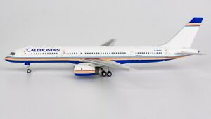 NG-53117-Caledonian-Airways-Boeing-757-200-G-BUDX-Diecast-1-400-Model-Airplane