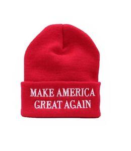 06b90a06ecf Image is loading WHOLESALE-MAGA-Make-America-Great-Again-Winter-Beanie-
