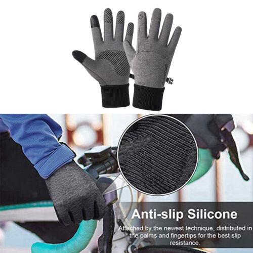 Premium Winterhandschuhe Unisex Adult Touchscreen Handschuh Thermal Warm Fleece