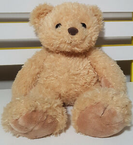 ADSUN-TEDDY-BEAR-PLUSH-TOY-LOVELY-KIDS-TOY-ABOUT-22CM-SEATED-SOFT-TOY