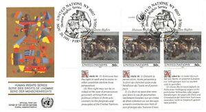 Set-of-9-Envelopes-1er-Day-United-Nations-1991