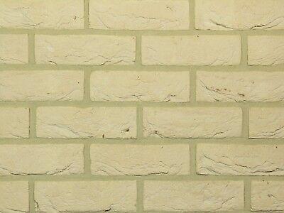 Analytisch Handform-verblender Wdf Bh196 Elfenbein Klinker Vormauersteine Fassade