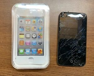 Apple iPod touch 4th Generation Black (32 GB) Model A1367 ...