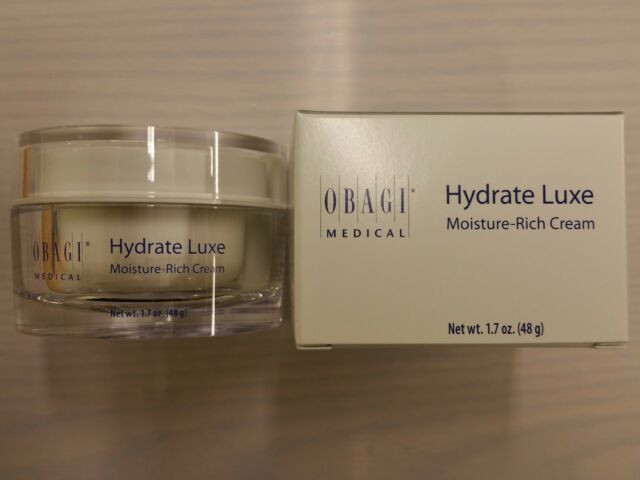 Obagi Hydrate Luxe Rich Cream 1.7oz 48g NEW