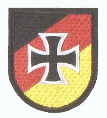 PANZERAUFKLÄRER SKULL Aufnäher//Patch Bundeswehr//Reservist//BW//Army//Totenkopf