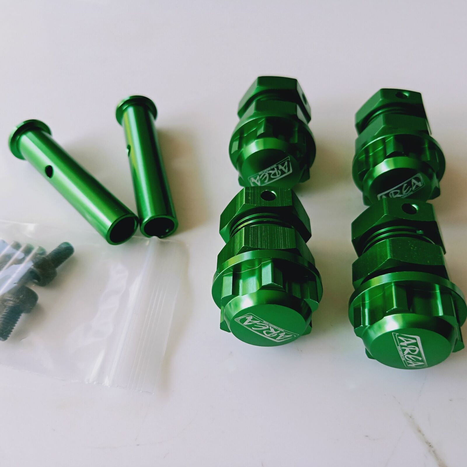 Area RC FOR baja 5B 5T 5T 5T 5SC Wheel Extenders and nut d63bd4