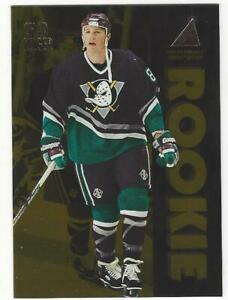 CHAD-KILGER-1995-96-Pinnacle-Zenith-ROOKIE-139-NM-MT-NHL-Anaheim-Mighty-Ducks