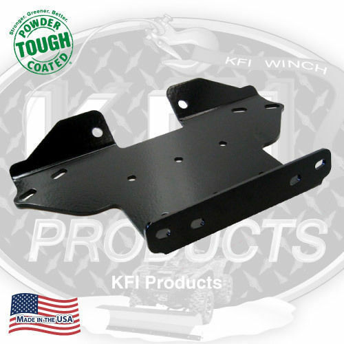 3000 lb KFI Winch Mount Combo Kawasaki Brute Force 650 750 2005-2019