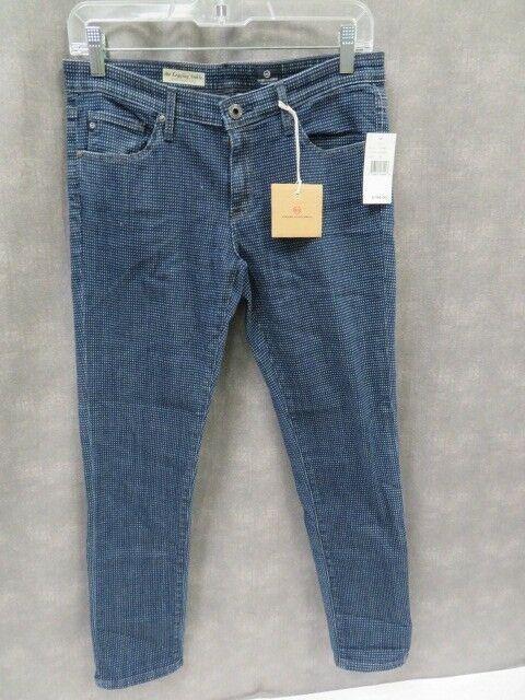 NEW NWT AG Adriano goldschmied THE LEGGING ANKLE SUPER SKINNY Sz 29R Jeans