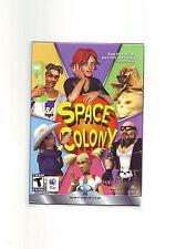 Colonia de espacio-Sim Macintosh Apple Mac Juego-Sims en el espacio-Nuevo Y Sellado-dw