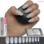 50-600-FULL-STICK-ON-Fake-Nails-STILETTO-COFFIN-OVAL-SQUARE-Opaque-Clear thumbnail 114