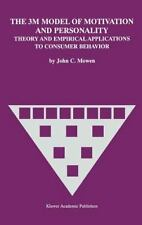The 3M Model of Motivation and Personality : Theory and Empirical...