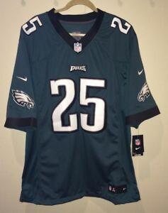 aca8670ad75 New Men NIKE NFL Philadelphia Eagles #25 LeSean McCoy Green Football ...