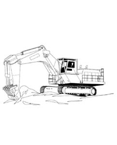 Malbuch 36 Malvorlagen Baustelle Ausmalbilder Als Pdf Kinder