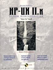 """HP-UX 11.x System Administration """"How To"""" Book (2nd Edition)"""