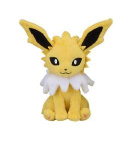 Pokemon-Center-Original-Muneca-De-Felpa-Ajuste-De-Pokemon-Jolteon-hermandad-Japon
