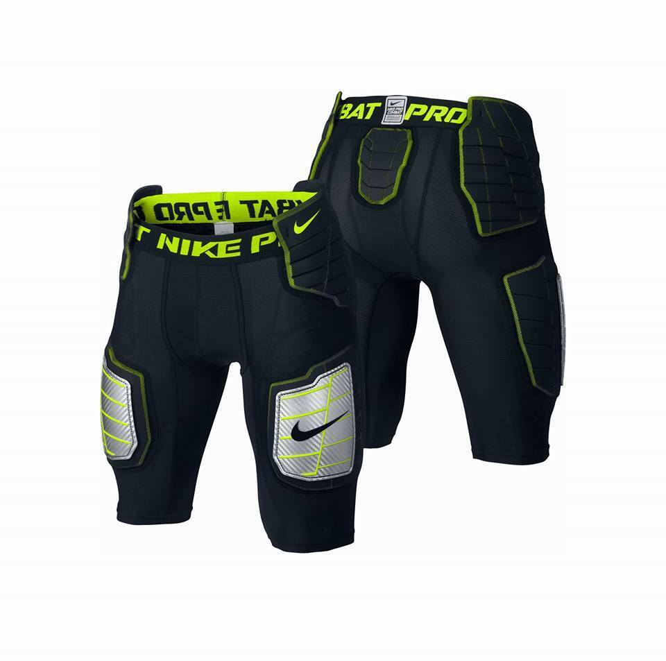 06e7a6e99c9 NWT NIKE PRO MEDIUM HYPERSTRONG HARDPLATE PADDED FITTED BOY S FOOTBALL  SHORTS