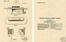 1940 Tinker Toy US Patent Art Print READY TO FRAME! Vintage Building Toys