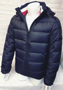 TOMMY HILFIGER Winter Jacke BASIC DOWN JKT 12 Daunenjacke Jacket ... 316b36fb0c