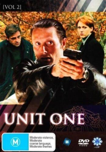1 of 1 - UNIT ONE VOL 2 (DVD X 3-DISC SET) REGION 4 AS NEW