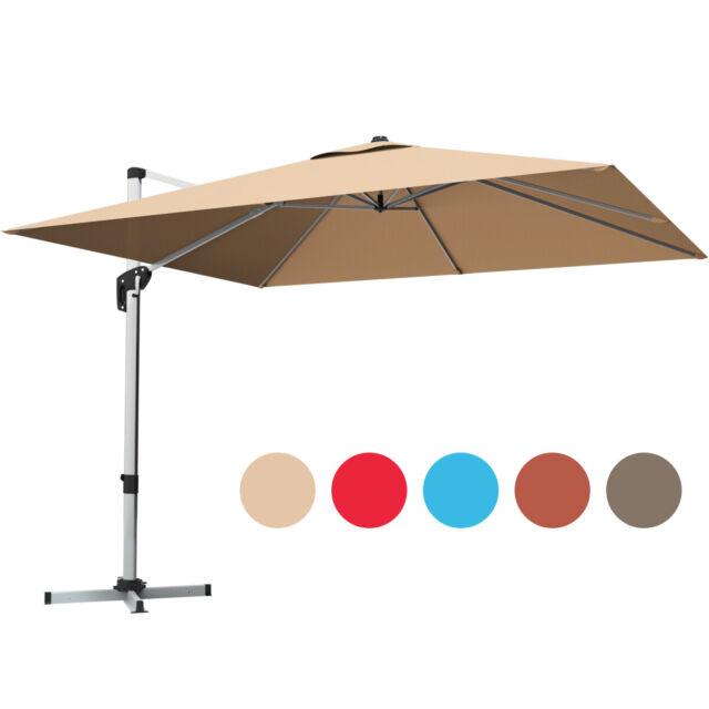 Umbrella Cantilever Patio