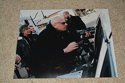 In Person Director The Messenger Selfless Oren Moverman Signed Autograph 8x10 20x25 Cm