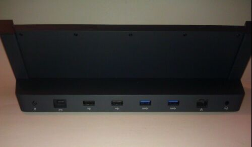 Surface Pro 3 Docking Station Model 1664 with Charger AC Power Adapter