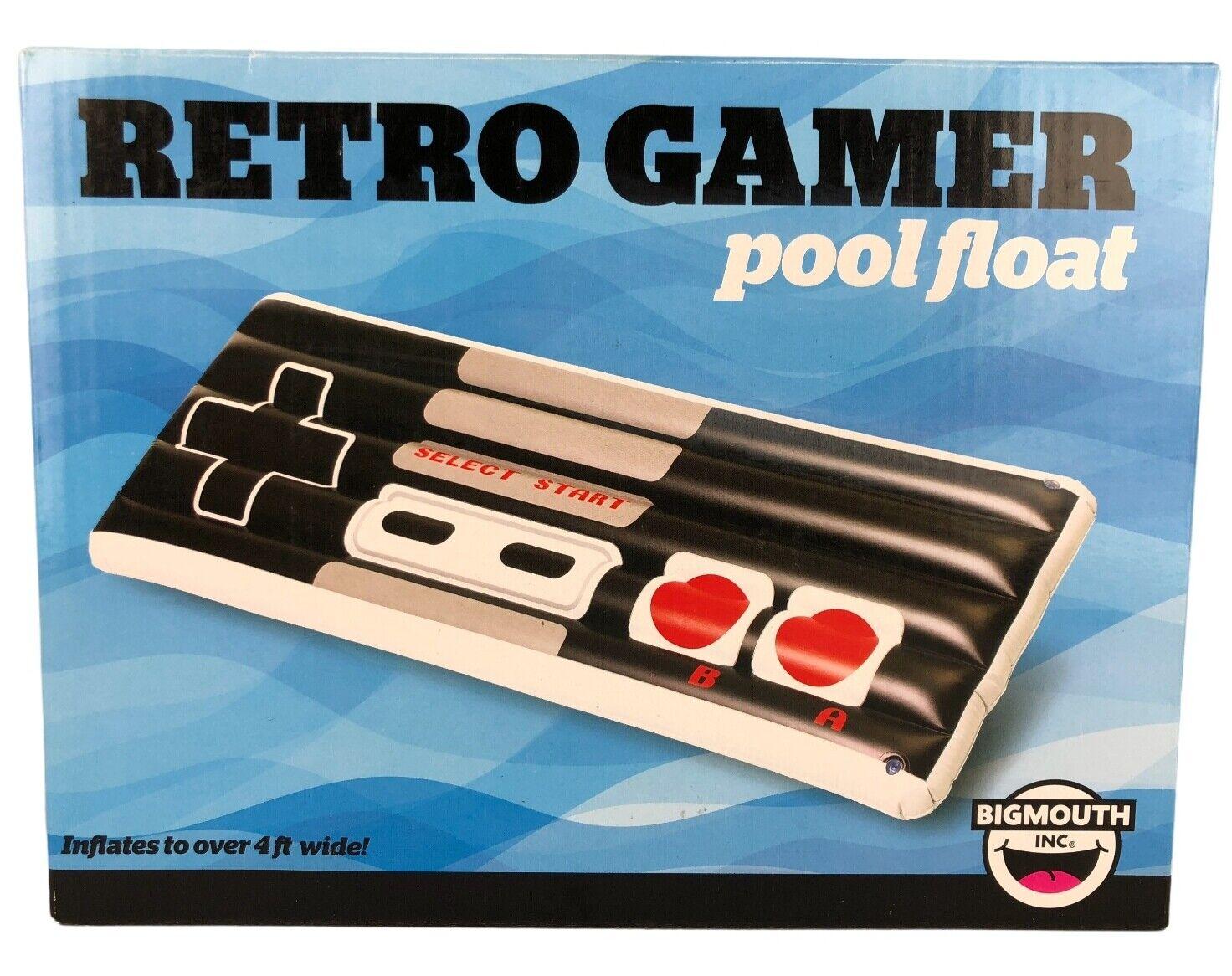 Image 1 - Retro Gamer Controller Nintendo Pool Float 4ft Long-New