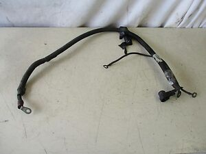 Image Is Loading 2006 Chevy Cobalt Ls Oem Positive Battery Cable