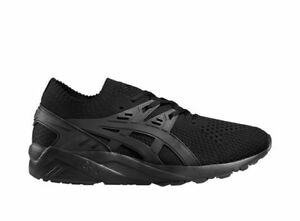 buy popular f5517 17ad5 Details about Asics Men's Gel-Kayano Trainer Knit Black H705N.9590 (No Box  Lid) Size 10.5 NEW